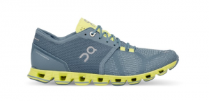 Scarpe running ON Cloud X W Niagara/Lime
