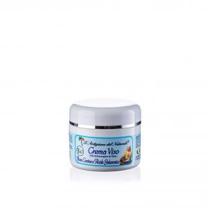 Crema viso Bio Olio Extravergine di Oliva con Rosa canina e Acido Jaluronico