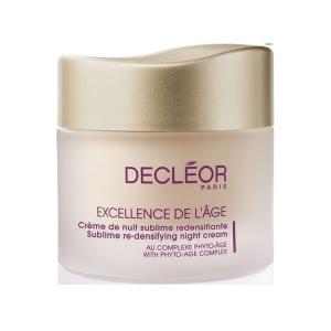 Decleor Excellence De L Age Crème De Nuit 50ml