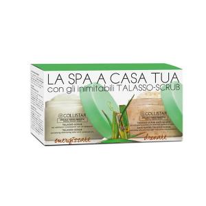 Collistar  Talasso Scrub + Anti Water Talasso Scrub 2x150g