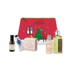 Loccitane Essentials Christmas 2016 Set 6 Parti