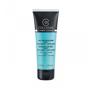 Collistar Man Molecular Gel 2 en 1 After Shave + Anti-Wrinkle 75ml