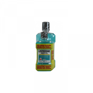 Listerine Mentol Oral Rinse 500+250ml