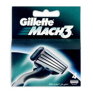 Gillette Mach3 4 Units