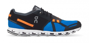 Scarpe running ON Cloud M Black/Malibu