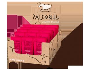 PaleoBull - Confezione da 15 Pezzi di Barrette ai Frutti di Bosco