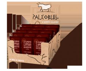 PaleoBull - Confezione da 15 Pezzi di Barrette al caffè