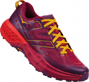 Scarpa running HOKA ONE ONE W SPEEDGOAT 2 Cherries Jubilee/Purple Passion