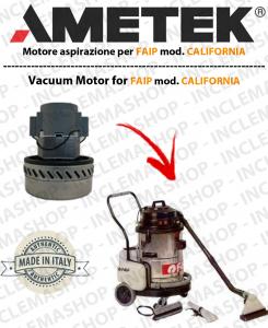 CALIFORNIA motor de aspiración AMETEK  para aspiradora FAIP