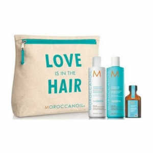 Moroccanoil Smooth Set 4 Parti 2018