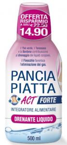 PANCIA PIATTA ACT FORTE