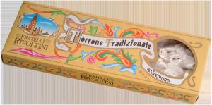 Torrone Classico F.lli Rivoltini - 200gr