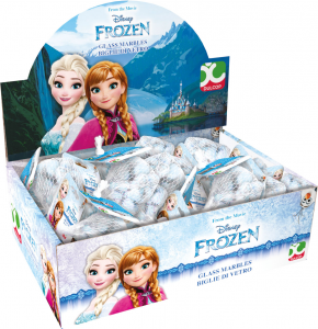 BIGLIE VETRO FROZEN 500.4000 DULCOP INTERNATIONAL