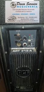 CASSE RCF ART312A MK3