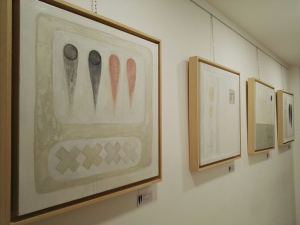 Tele 10x30 x 4 cm in Misto Cotone Gallery - Tele per Pittura - profilo 4 cm in Misto Cotone Bianche-2-2
