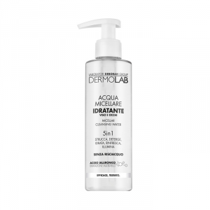 Dermolab Moisturizing Cleansing Micellar Water 200ml