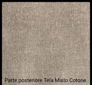Tele 20x40 x 4 cm in Misto Cotone Gallery - Tele per Pittura - profilo 4 cm Bianche