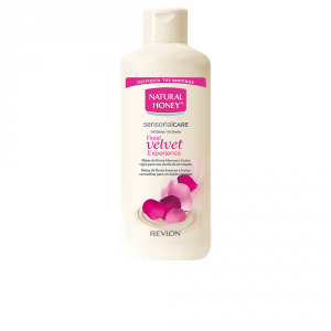 Natural Honey Floral Velvet Experience Gel Da Doccia 650ml