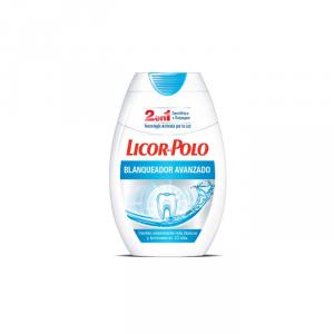 Licor Del Polo 2 In 1 Advanced Whitening Dentifricio 75ml