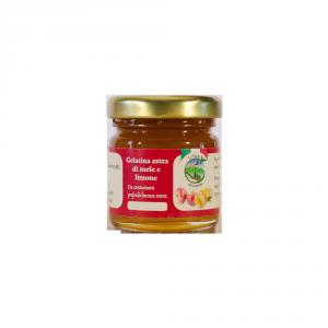 Gelatina extra di Mele e Limone - 40gr
