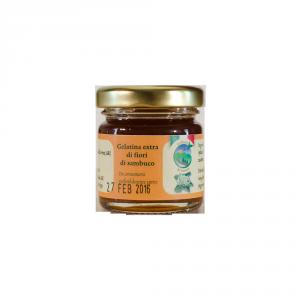 Gelatina Extra di Fiori di Sambuco - 40gr