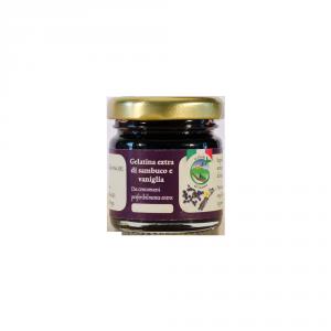 Gelatina extra di Sambuco e Vaniglia - 40gr