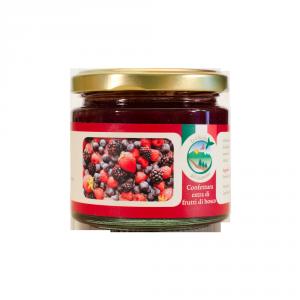 Confettura extra di frutti di bosco - 200gr