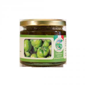 Confettura extra di pomodori verdi - 200gr
