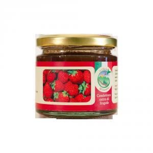 Confettura extra di fragole - 200gr