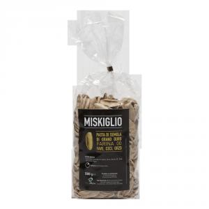 Pasta Mischiglio (Farina di Fave, Orzo, Grano e Ceci) - 500gr