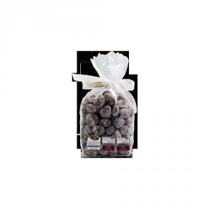 Dragées Uvetta, cioccolato al latte, mandorla amara e sale marino - 175gr