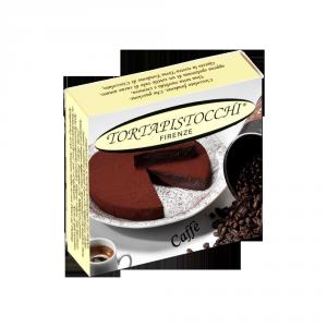 Torta Pistocchi pure chocolate cake with Coffee - 250g