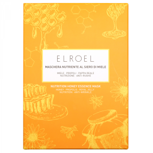 ELROEL NUTRITION HONEY ESSENCE MASK 10PZ
