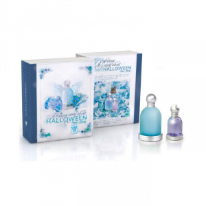 Jesus Del Pozo Halloween Blue Drop Eau De Toilette Spray 100ml Set 2 Parti 2018