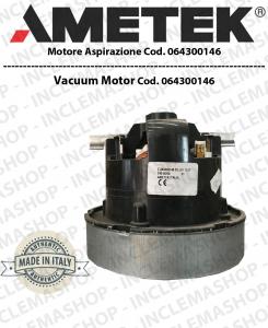 vacuum motor 064300146 AMETEK Italia 230V