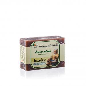 Sapone Naturale al Cioccolato