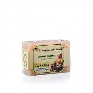 Sapone Naturale Cannella