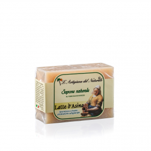 Sapone Naturale Latte d'Asina