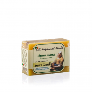 Sapone Naturale Limone e Cannella