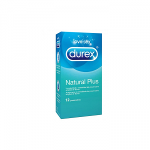 Durex Natural Plus  12 Profilattici