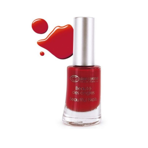 Couleur Caramel Vernis 42 Rouge Poinsettia 8ml