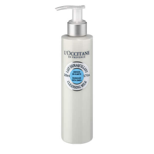Loccitane Cleansing Milk Enriched With Shea 200ml