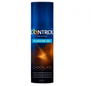 Control Pleasure Lubrificante Di Chocolato Gel 50ml