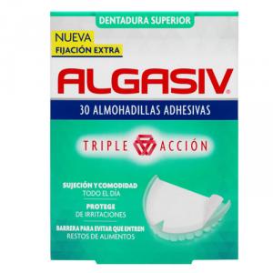 Algasiv Denture Fixative Seals 30 Uppers