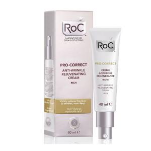 Roc Pro Correct Antirughe Crema Ricca 40ml