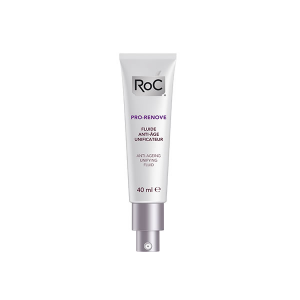 Roc Pro Renove Antietà Uniformante Spf15 Crema Fluida 40ml