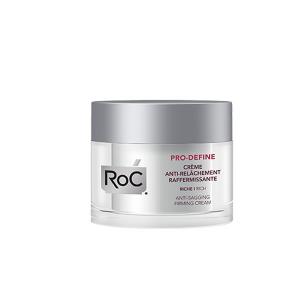Roc Pro Define Antirilassamento Crema Rica 50ml
