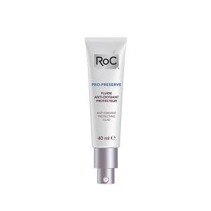 Roc Pro Preserve Antiossidante Protettiva Crema Fluida 40ml