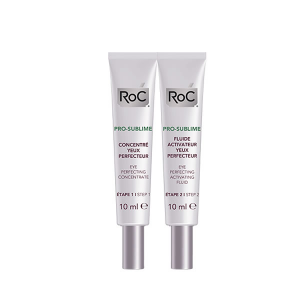 Roc Pro Sublime Sistema Perfezionatore Occhi Intensivo 2x10ml