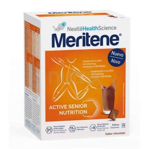 Meritene Batidos Sabor Chocolate 15 Sobres